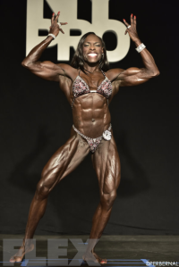 Roxanne Edwards - 2015 New York Pro