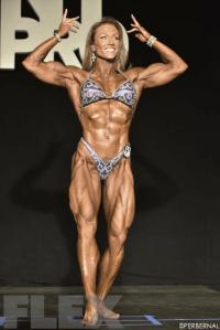 Gloria Faulls - 2015 New York Pro