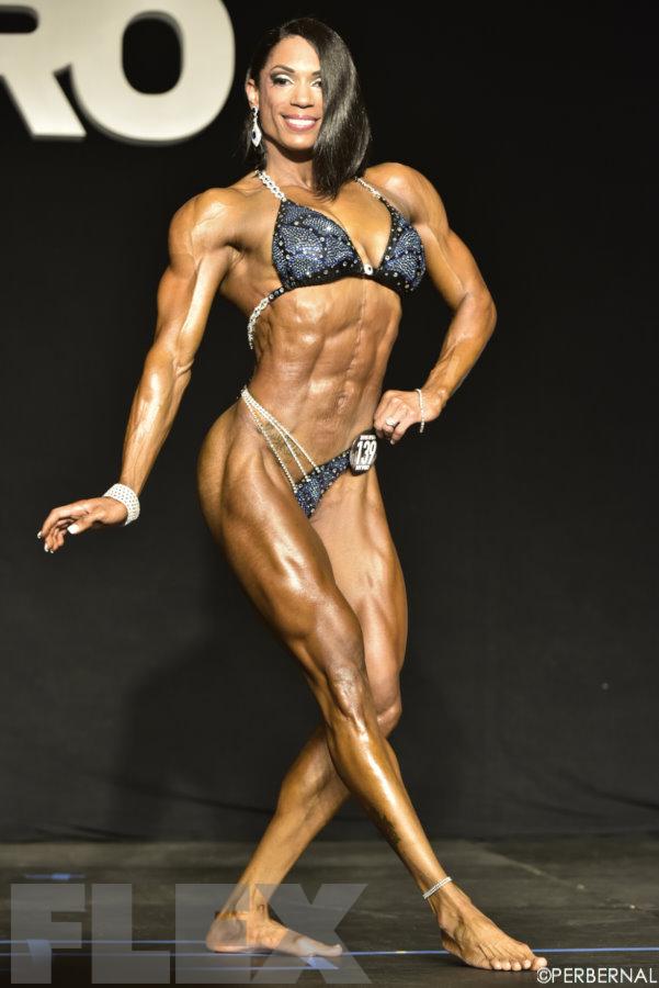 Jessica Gaines - 2015 New York Pro