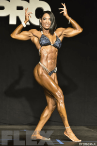Jessica Gaines - 2015 New York Pro