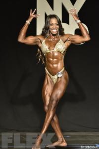 Jennifer Hernandez - 2015 New York Pro