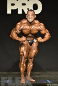 Guy Cisternino, Jr. - 2015 New York Pro