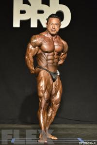 Leonardo Pacheco - 2015 New York Pro