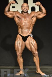 Marco Rivera - 2015 New York Pro