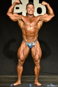 Jose Raul Sanchez Reyes - 2015 New York Pro