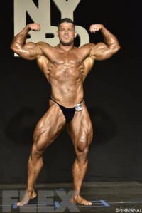 Juan Carlos Graham - 2015 New York Pro