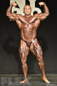 Daniel Toth - 2015 New York Pro