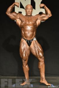 Derek Upshaw - 2015 New York Pro