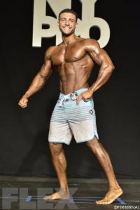 Matthew Acton - 2015 New York Pro