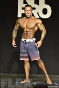 Dean Balabis - 2015 New York Pro