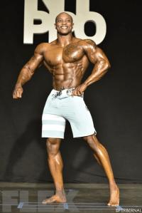 Brandon Hendrickson - 2015 New York Pro