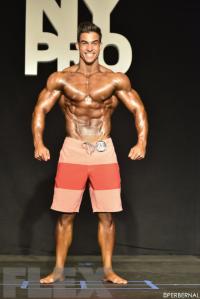 Daniel St. Peter - 2015 New York Pro