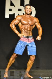 Chase Savoie - 2015 New York Pro