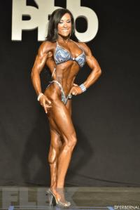 Allison Frahn - 2015 New York Pro