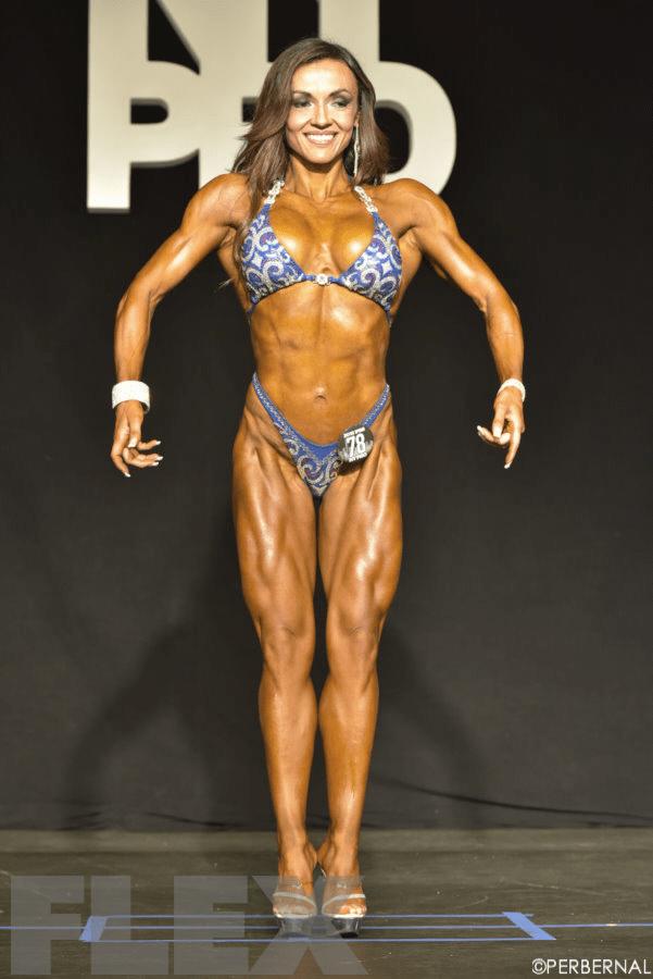 Susana Garcia - 2015 New York Pro