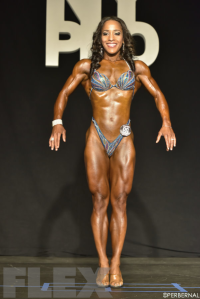 Kimberly Jones - 2015 New York Pro