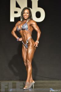 Georgina Lona - 2015 New York Pro