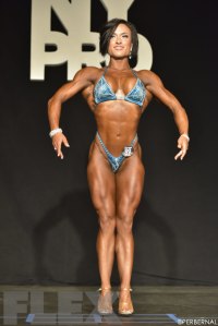 Megan Olson - 2015 New York Pro