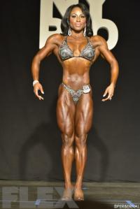 Latorya Watts - 2015 New York Pro