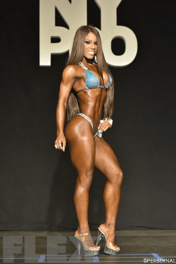 Yarishna Ayala Otero - 2015 New York Pro