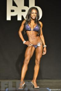 Bianca Berry - 2015 New York Pro