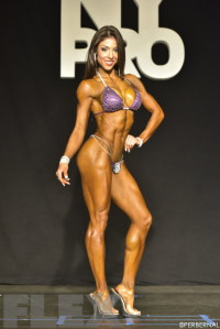 Lorena Bucio - 2015 New York Pro