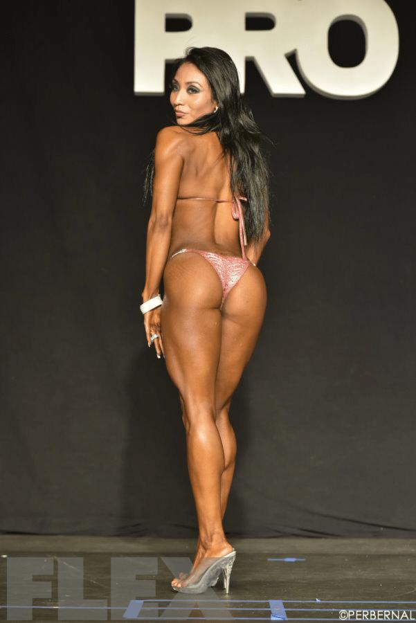Elia Fernandez - 2015 New York Pro