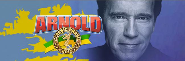 2015 IFBB Arnold Classic Brasil