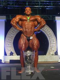 Around the 2015 Arnold Classic Brasil