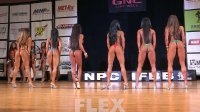 Bikini Highlights from the 2015 Pittsburgh Pro