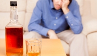 Sexless Flies Drown Sorrows in Alcohol