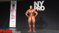 Henri Pierre Ano's Posing Routine at the 2015 NY Pro
