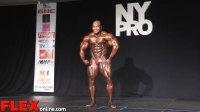 Maxx Charles' Posing Routine at the 2015 NY Pro