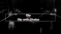 Next Level: Dip vs. Dip with Chains