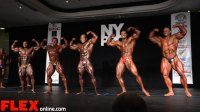 Open Bodybuilding Highlights from the 2015 NY Pro