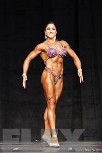 Maria Laura Cerbelli - 2015 IFBB Toronto Pro