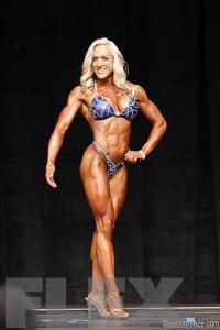 Stacy Dawn - 2015 IFBB Toronto Pro