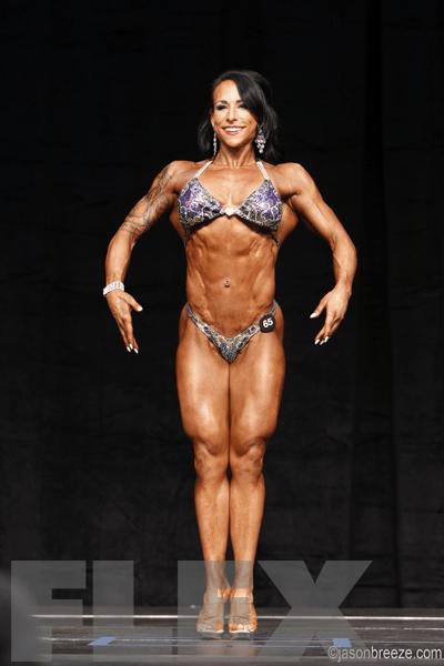 Dominique Matthews - 2015 IFBB Toronto Pro
