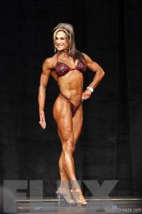Shelly Paton - 2015 IFBB Toronto Pro