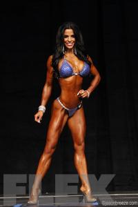 Cynthia Benoit - 2015 IFBB Toronto Pro