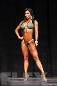 Stephanie Mahoe - 2015 IFBB Toronto Pro