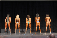 Bikini Comparisons - 2015 IFBB Toronto Pro