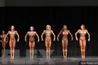 Figure Comparisons - 2015 IFBB Toronto Pro