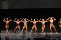 Women's Physique Comparisons - 2015 IFBB Toronto Pro