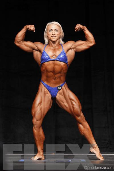 Gillian Kovack - 2015 IFBB Toronto Pro
