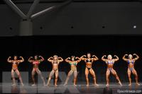 Women's Bodybuilding Comparisons - 2015 IFBB Toronto Pro