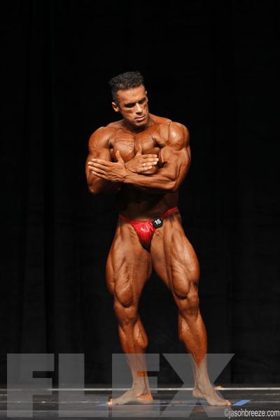 Oliver Adzievski - 2015 IFBB Toronto Pro