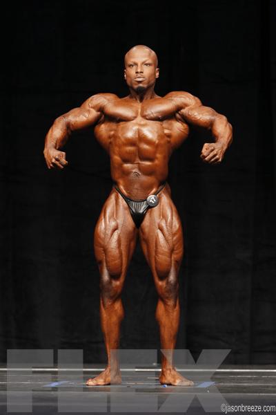Shaun Clarida - 2015 IFBB Toronto Pro