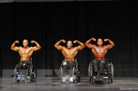 Wheelchair Comparisons - 2015 IFBB Toronto Pro