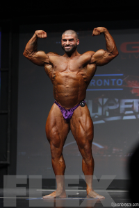 Santana Anderson - 2015 IFBB Toronto Pro